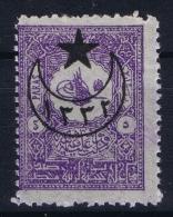 Turkey: Mi Nr 398 A    Isfla  619   , 1916   MNH/**/postfrisch  Perfo 13,25 - Ungebraucht
