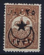 Turkey: Mi Nr 444 C     Isfla  665  , 1916   MNH/**/postfrisch - Ungebraucht