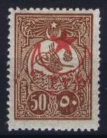 Turkey: Mi Nr 445     Isfla  666  , 1916   MNH/**/postfrisch - Ungebraucht