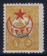 Turkey: Mi Nr 458 I C        Isfla  678  , 1916   MNH/**/postfrisch - Ungebraucht