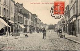 27 PACY-sur-EURE Rue Edouard Isamba.. - Pacy-sur-Eure