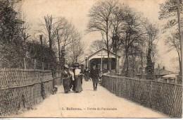 92 MEUDON-BELLEVUE  Entrée Du Funiculaire - Meudon