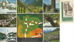 VALLS D'ANDORRA  PRINCIPAT D'ANDORRA  Multiview  Nice Stamp - Andorra