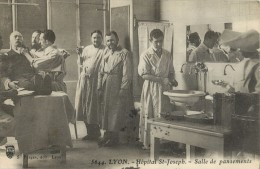 69 LYON - HOPITAL SAINT JOSEPH - SALLE DE PANSEMENTS - Lyon 7