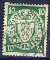 ##K2390. Germany / Danzig 1932-35. Michel 194D. (o) - Dantzig