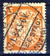 ##K2392. Germany / Danzig 1932-35. Michel 193D. (o) - Dantzig
