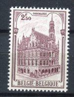 Bélgica 1959. Yvert 1108 ** MNH. - Belgique