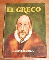 El Greco. J.A. Suarez Bermejo. N°129. - Culture