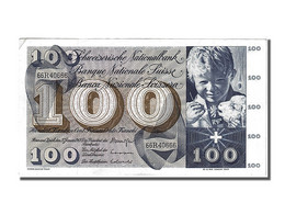 Suisse, 100 Francs Type 1954-61 - Suiza