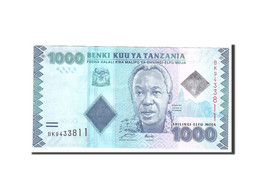 Tanzania 1000 Shilingi 2010 KM:41  TTB BK9433811 - Tanzanie