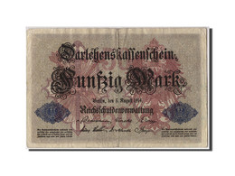 Allemagne, 50 Mark Type 1914 First Issue - Andere
