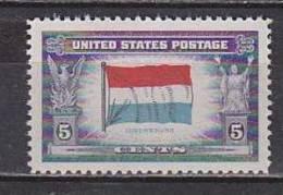 PGL - ETATS UNIS UNITED STATES Yv N°466 * - United States