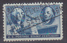 H2098 - ETATS UNIS USA Yv N°499 - United States