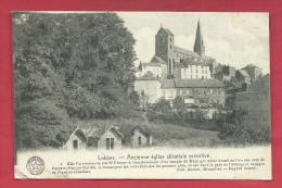 Lobbes - Ancienne église Abbatiale Primitive - Historique ( Voir Verso ) - Lobbes