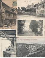 Lot De 25 Cp De France - 5 - 99 Postkaarten