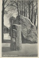 Runic Stones. Jelling Denmark. Used In Sweden 1959.    S-2552 - Dolmen & Menhirs