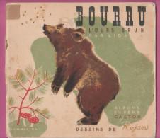 BOURRU L´OURS BRUN PAR LIDA - Livres Pour Enfants