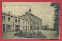 Beaumont - Pensionnat De La Ste Union  - Edit : H. Boiteux, Beaumont ( Voir Verso ) - Beaumont