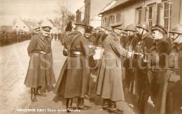 Postcard / Eerste Wereldoorlog / Première Guerre Mondiale / World War I / Hoogstade / 1917 / Ceux Qu´on Décore - Oorlog 1914-18