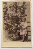 BAMBINA CART. DEL 1908 VIAGGIATA FP - Bambini
