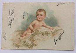 BAMBINO CART. DEL 1903VIAGGIATA FP - Bambini