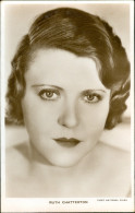 J281 RP Ruth Chatterton First National Films - Film
