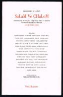 Salam Ve Chalom - Jacques Eladan - 1990 - Dédicacé - 56 Pages 20 X 14 Cm - Poésie