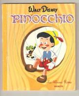 Album PINOCCHIO  Albums Roses Hachette Disney 1963 - Bücher, Zeitschriften, Comics
