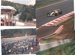 SPA - FRANCORCHAMPS - Superbe Lot De 95 Photos (10 X 15 Cm)-Grand Prix - 24 Heures,..Oldtimer -F 1, Tourisme(Heg) - Cars