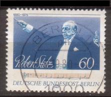Berlin , 1980 , Mi.Nr. 627 O / Used - Berlin (West)