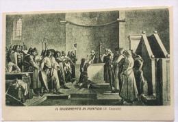 IL GIURAMENTO DI PONTIDA A. CASSIOLI NV FP - Storia