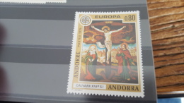 LOT 280221 TIMBRE DE ANDORRE NEUF** N°243 LUXE - French Andorra
