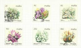 Malte N° 1072 à 1077 Cote 6.50 Euros - Malta