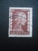 Argentine N°519 EVA PERON Oblitéré - Mujeres Famosas