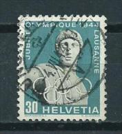 1944 Switzerland 50 Years I.O.C 30 Cent Used/gebruikt/oblitere - Suisse