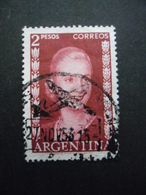 Argentine N°527 EVA PERON Oblitéré - Berühmt Frauen