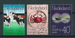 1974 Netherlands Complete Set Mixed Issue Used/gebruikt/oblitere - Periode 1949-1980 (Juliana)