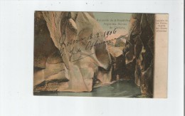 RECUERDO DE LA REPUBLICA ARGENTINA SIERRAS DE CORDOBA. AGUJERO DE LA PIEDRA CAPILLA DES MONTE (CORDOBA) 1906 - Argentine