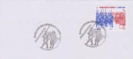 Première Guerre : Ganges (Hérault)  Mobilisation Générale 2 Août 1914 (2-08-2014) - 1. Weltkrieg