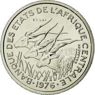Afrique Centrale, République Du Tchad, 50 Francs Essai - Tchad