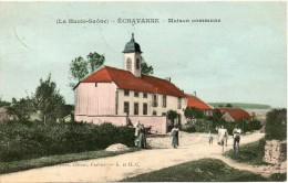 ECHAVANNE Maison Commune - Autres Communes