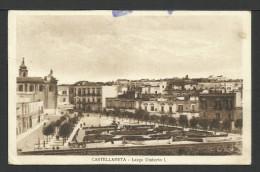 CASTELLANETA (Taranto): Largo Umberto I - Taranto