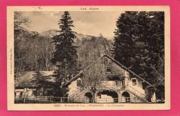 05 HAUTES-ALPES CHARANCE, Environs De Gap, La Chaumière, (Mlle Joubert, Gap) - Autres Communes
