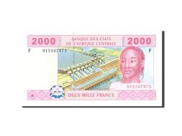 États De L'Afrique Centrale, 2000 Francs, 2002, KM:508F, Undated, NEUF - États D'Afrique Centrale