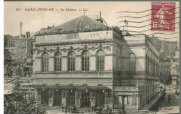 42 Loire  Saint Etienne - Le Théâtre (album1 Cpa 187) - Saint Etienne