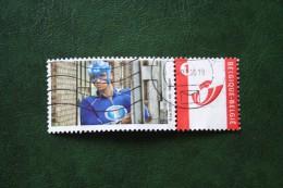 MEGATOBY Duostamps Persoonlijke Postzegel Timbre Personalisé Oblitéré Gestempeld Used Belgie Belgique - Belgique