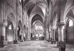 Champeaux Interieur De La Collégiale St Martin - France