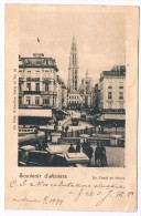 B5789    ANVERS : Le Canal Au Sucre - Antwerpen