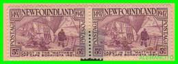CANADA - NEWFOUNDLAND  2  SELLOS  5c AÑO 1947 - Nuovi