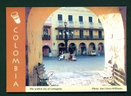 COLOMBIA  -  Cartagena  Unused Postcard - Colombia